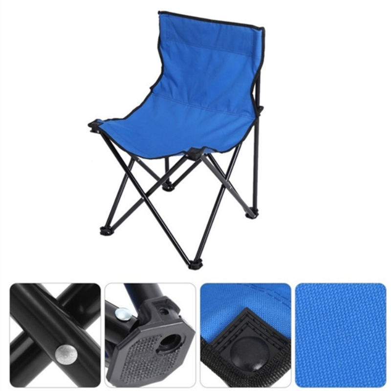 Portable Folding Chairs Stool Camping Beach Chairs As A Seat For Our Portable Steam Sauna Accessories