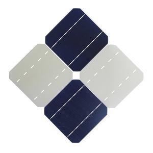 Image 4 - 10 pièces 2.8W 125*125MM pas cher Mono cellules solaires 5x5 Grade A monocristallin silicium PV gaufrette pour bricolage panneau solaire photovoltaïque