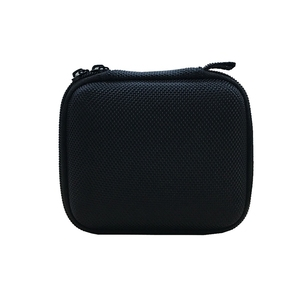 Image 2 - Hard EVA  Carry Bag Case Cover for JBL Go 1/2 Bluetooth Speaker, Mesh Pocket for Charger and Cables