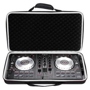 LTGEM Case for Pioneer DJ DDJ SB3/DDJ SB2/DDJ 400 or Portable 2 channel Controller or DDJ-RB Performance DJ Controller Case