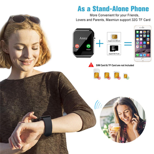 Image 2 - Bluetooth X6 Smart Watch Men with Camera Touch Screen Wrist Smartch Watch for Android IOS Phone Sports Smartwatch Women Sim Card