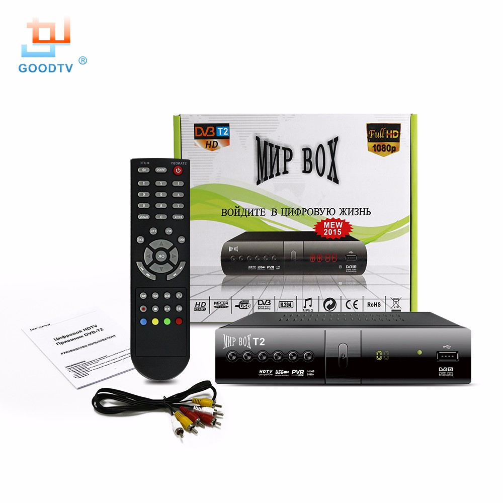 DVB-T DVB-T2 esta Digital 7