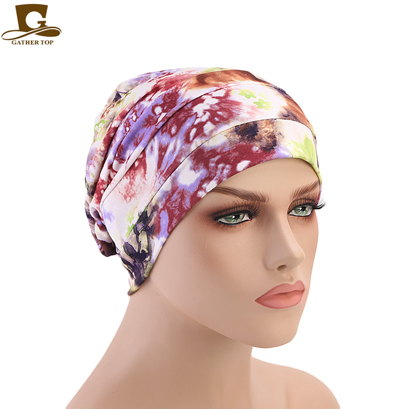 Headcover Unlimited Cotton Relaxed   Beanie   Caps women Chemo cap for Cancer Hair Loss Hats
