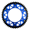 48T High Performance Motorcycle Steel Aluminum Composite Rear Sprocket for YAMAHA WR250F WR250 F 2001-2014