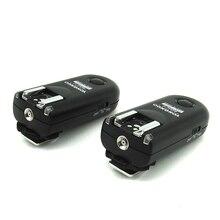 Yongnuo Wireless Flash Trigger Remote Control RF 603 II C3  2.4G For Canon DSLR 7D 1D 1DS 5D II III  50D 40D 30D 20D 10D