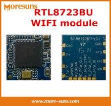 Envío Libre rápido RTL8723BU puerto USB tarjeta de red inalámbrica WIFI + BT MEDIADOS Bluetooth módulo WIFI módulo inalámbrico