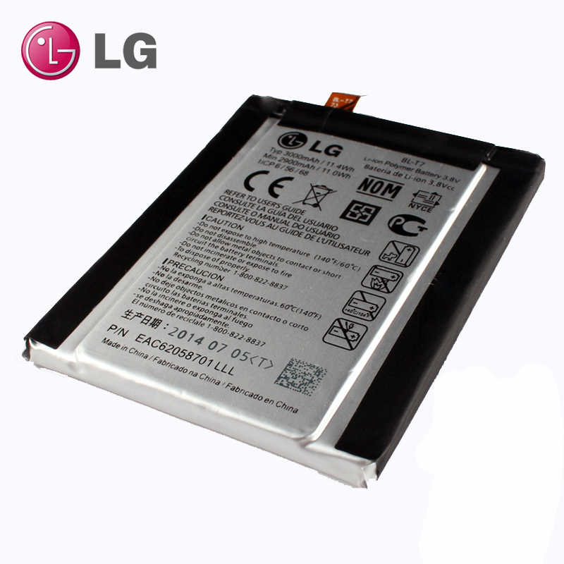 Original LG Internal Battery for LG G2 D800 D801 D802 LS980 VS980 BLT7 BL-T7