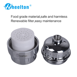 Image 5 - Filtre de douche de bain de Wheelton (H 303 3E) adoucisseur purificateur de filtre à eau délimination du chlore et des métaux lourds pour le bain de santé