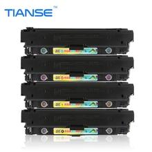 Tianse 1 компл. новый совместимый тонер-картридж CF360A для HP MFP M552dn MFP M553n MFP M553dn MFP M553x Принтеры Бесплатная доставка