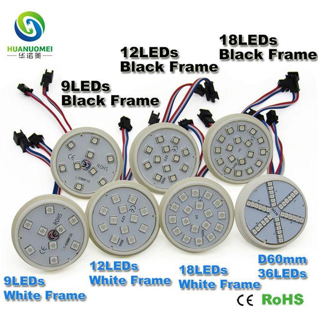 60mm ucs1903 5050 smd addressable led module rgb led pixel christmas lights led sign programmable lightbox - Programmable Rgb Led Christmas Lights