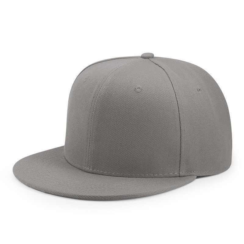 إغلاق كامل قبعة بتصميم هيب هوب فارغة إغلاق كامل النساء الرجال الترفيه شقة حافة بيل قبّعة بيسبول هيب هوب المجهزة snapback قبعة