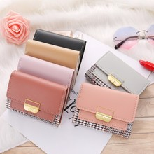 Womens Wallets and Purses Fashion Handbags Simple Cards HolderTotes portafoglio donna billetera mujer monederos para mujer