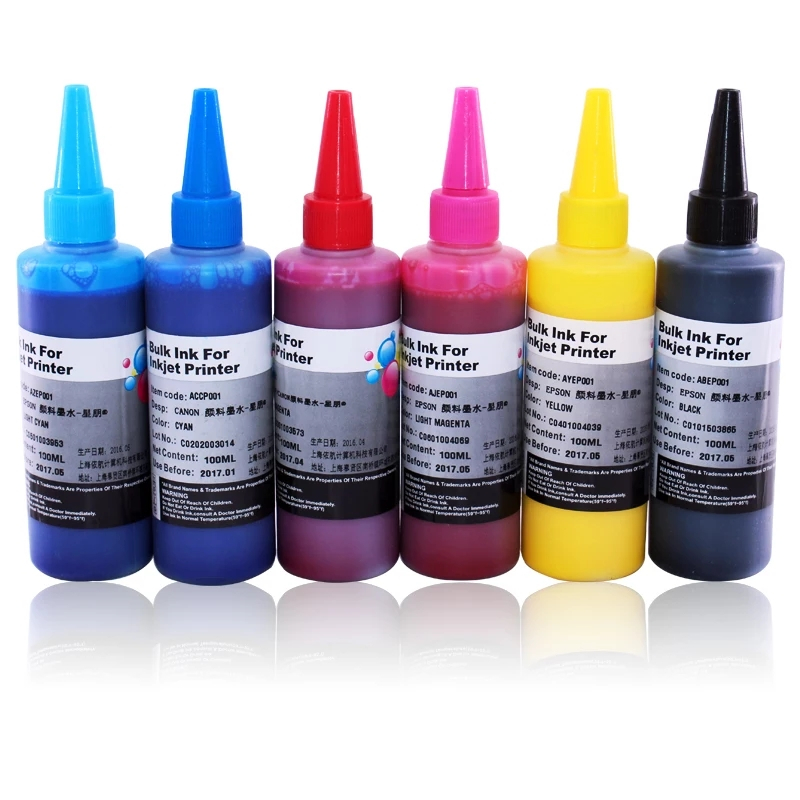 amazing Similar to original 600ML Universal Sublimation Ink