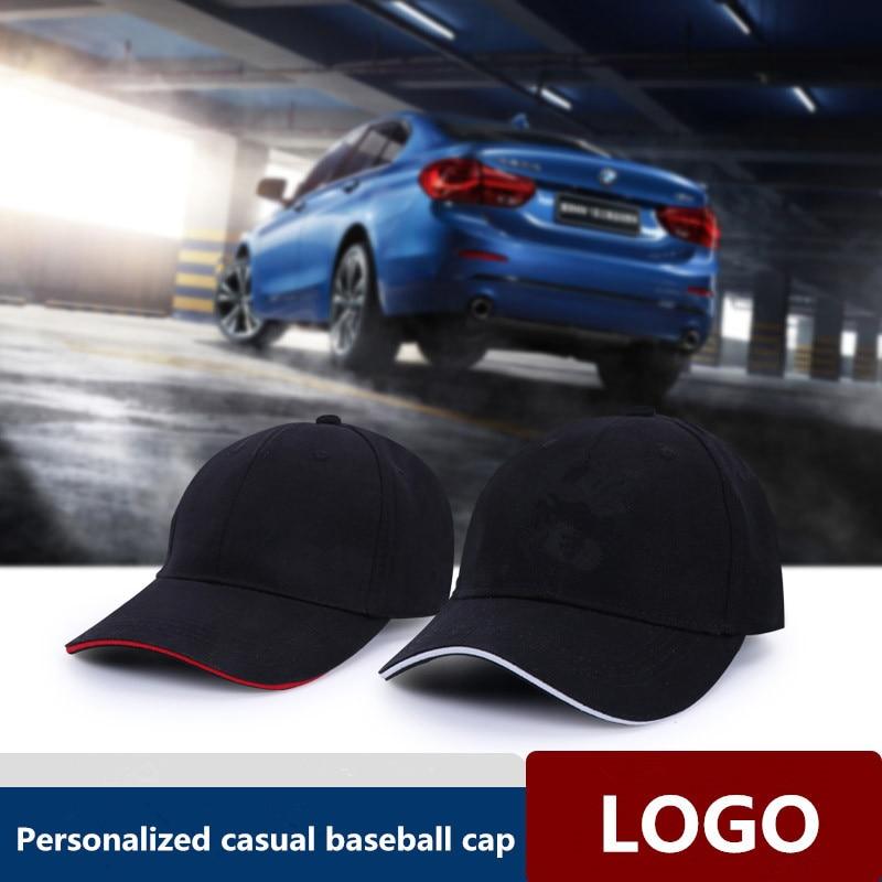 Baseball Cap For BMW E46 E90 E60 E39 F30 F10 E36 E87 X3 X5 Brand Peaked Cap Embroidered Cotton Sunhat Trucker Hat Men Women