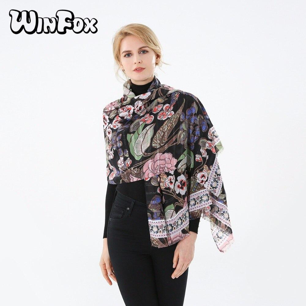 Winfox 2018 New Fashion