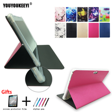 TPU Anti-fall Shell For 10 10.1 Inch Tablet Front bracket style Universal Folio Stand Cover Case Android PC