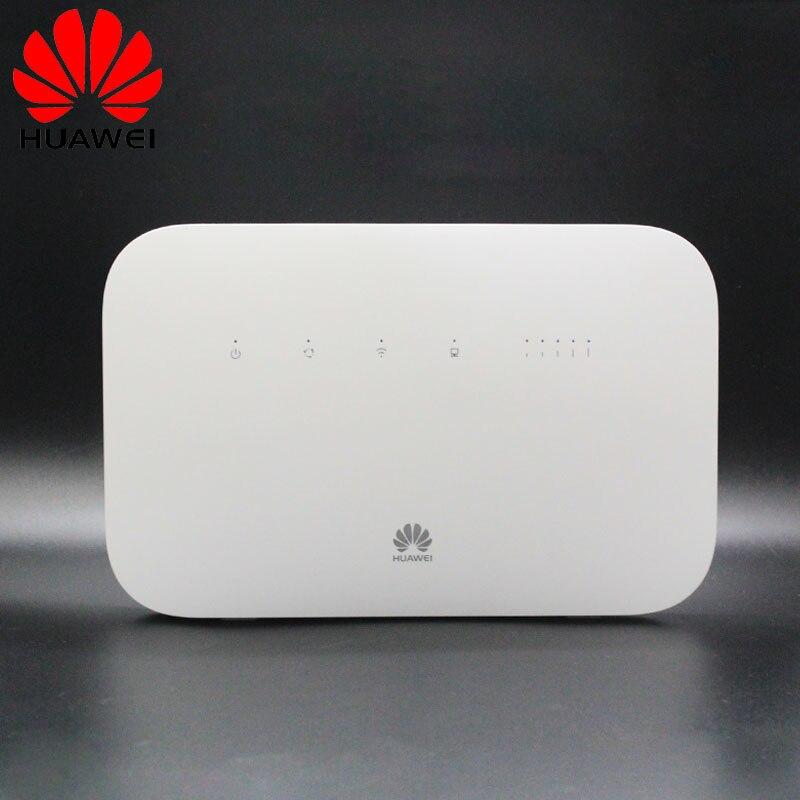 Desbloqueado Huawei B612 B612s 25d 4g LTE Cat 6 300Mbs CPE