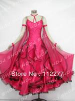ballroom dress standard dance dresses HM8677