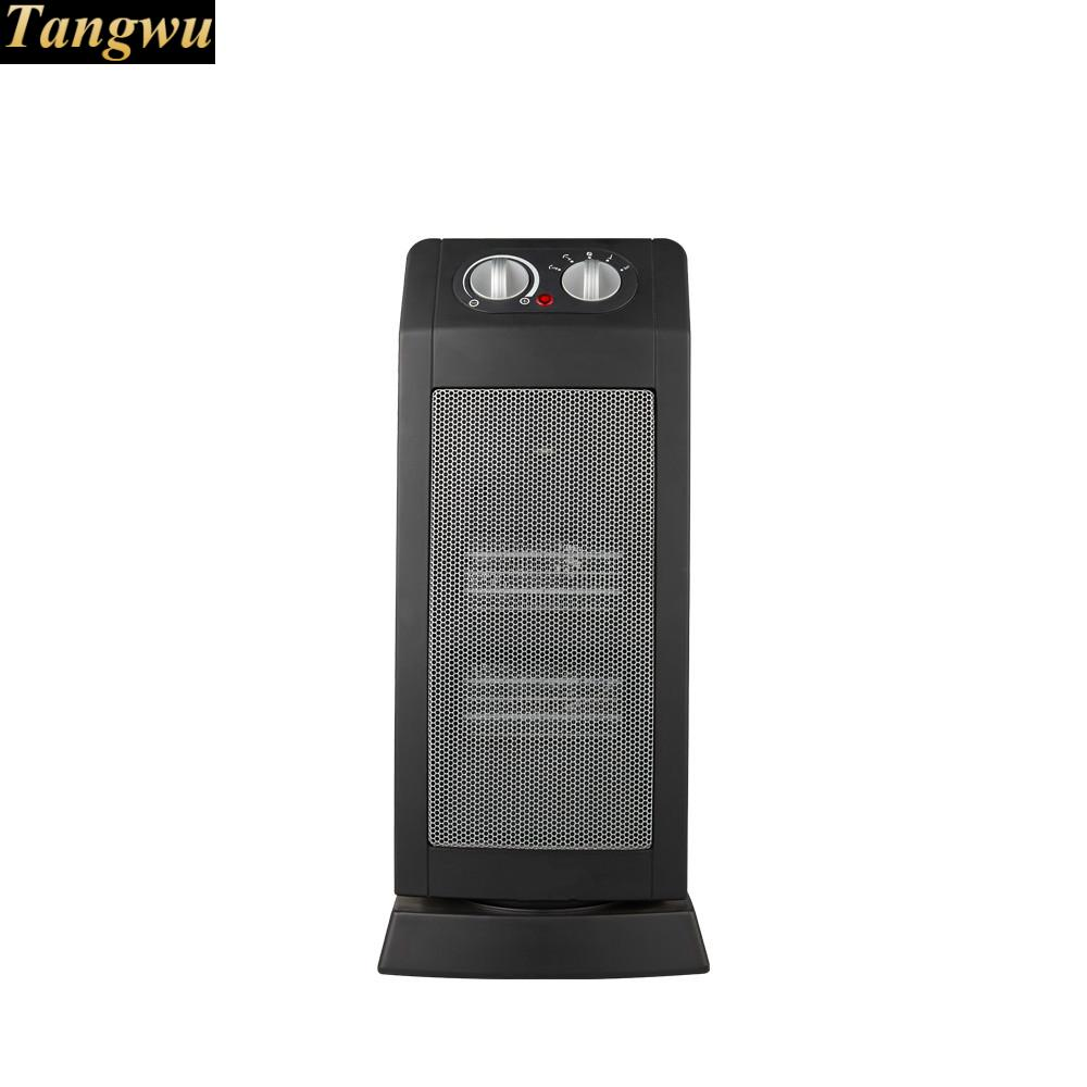 Electric heaters household energy-saving heater's mini office shook his head heater temperature control two archives shook his head heater home tower electric heaters ceramic