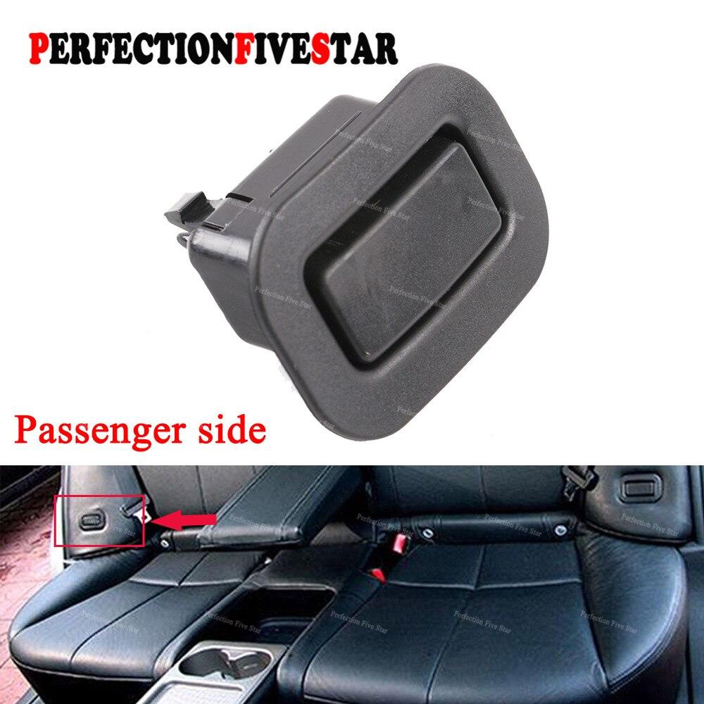64328AG001 para Subaru Forester 2009 2010 2011 2012 2013 Direito Preto Botão Titular Do Banco Traseiro Reclinável