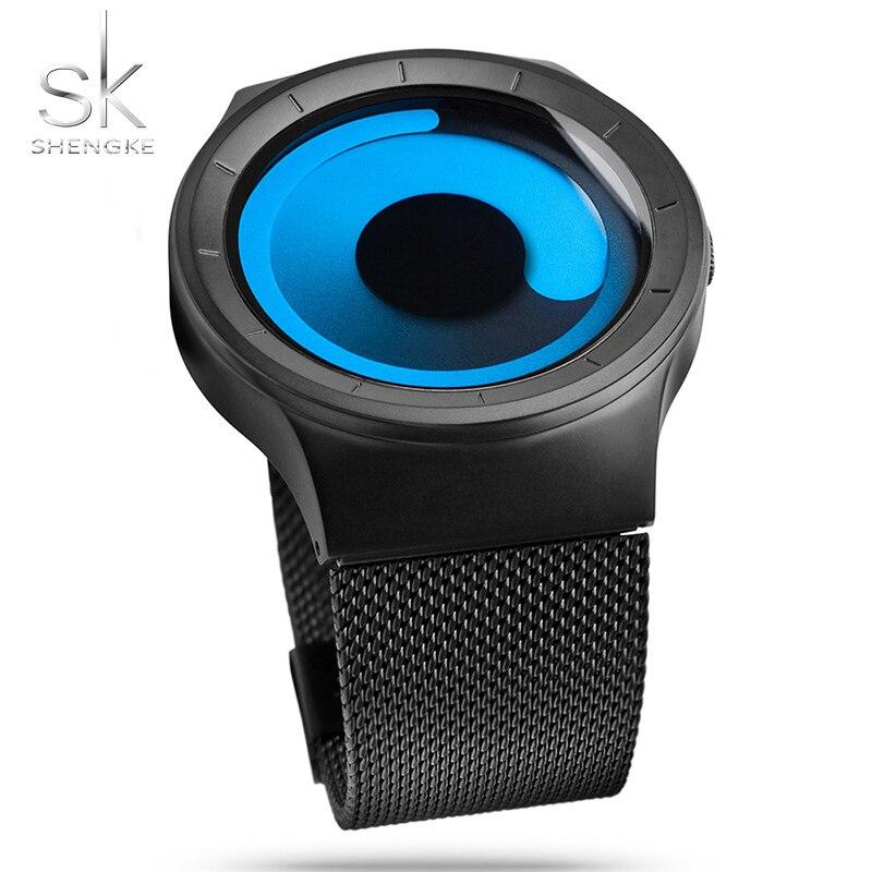 Luxury Brand 2017 Now Men Watches Stainless Steel Mesh Strap Sport Watches for Men Fashion Quartz Wristwatches Relogio Masculino