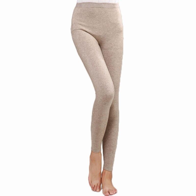 XJXKS Deer cashmere velvet one-piece   leggings   big yards pants high quality thick   legging   female autumn and winter warm pants