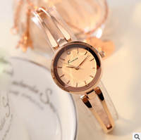 KIMIO Brand Luxury Ladies Reloj Mujer Vintage Stainless Steel Bracelet Watches Fashion Casual Women Dress Quartz