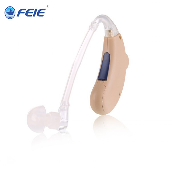 Medical Ear Wireless Behind the Ear Hearing Aids Manually Controlled S-188 behind the ear sound amplifier