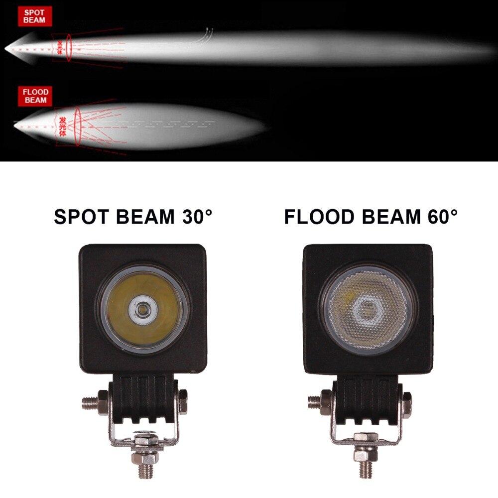 Fog Road Lamp LED 6
