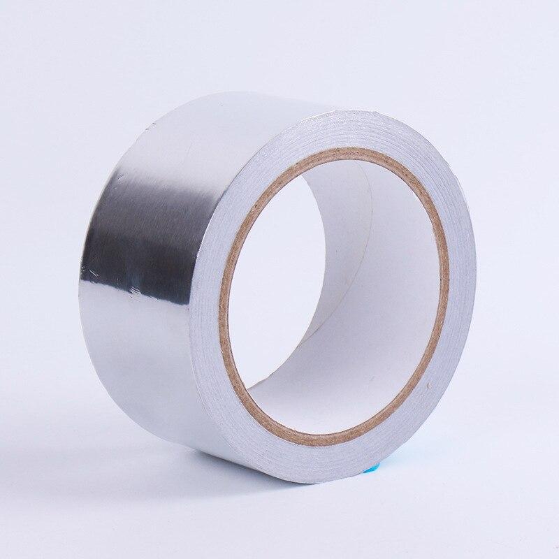 Sticker Foil Adhesive Repairs High-Temperature-Resistant 5cm--20m Sealing-Tape Duct Aluminium-Foil