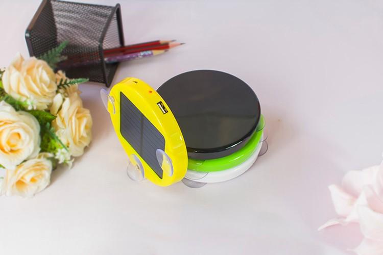 1800mAh factory solar mobile charger coverwindow solar chargerwholesale  solar cellphone cargador (3)
