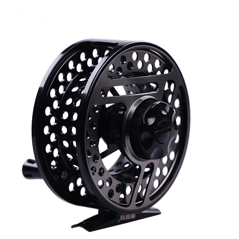 LG90 line wt 7/8 fly fishing wheel full metal ultralight  fishing reel fly fishing tackle