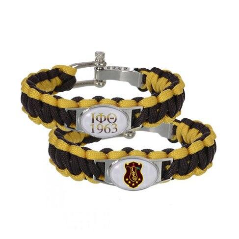 Iota Phi Theta Survival Bracelet