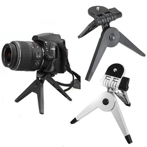 Universal Portable Photography Folding Desk font b Tripod b font Stand for Camera Camcorder DSLR
