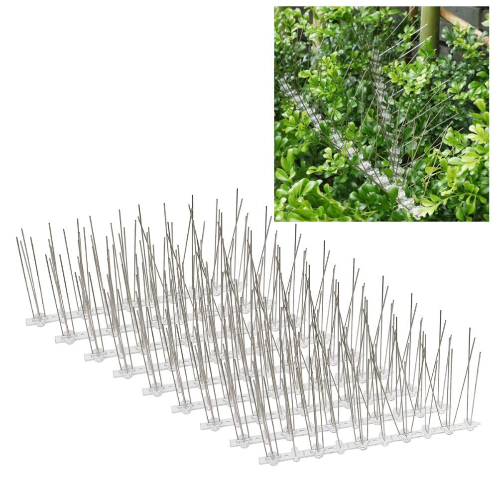 plastic pigeon spikes kit balcony bird spikes repellent cover 40cm