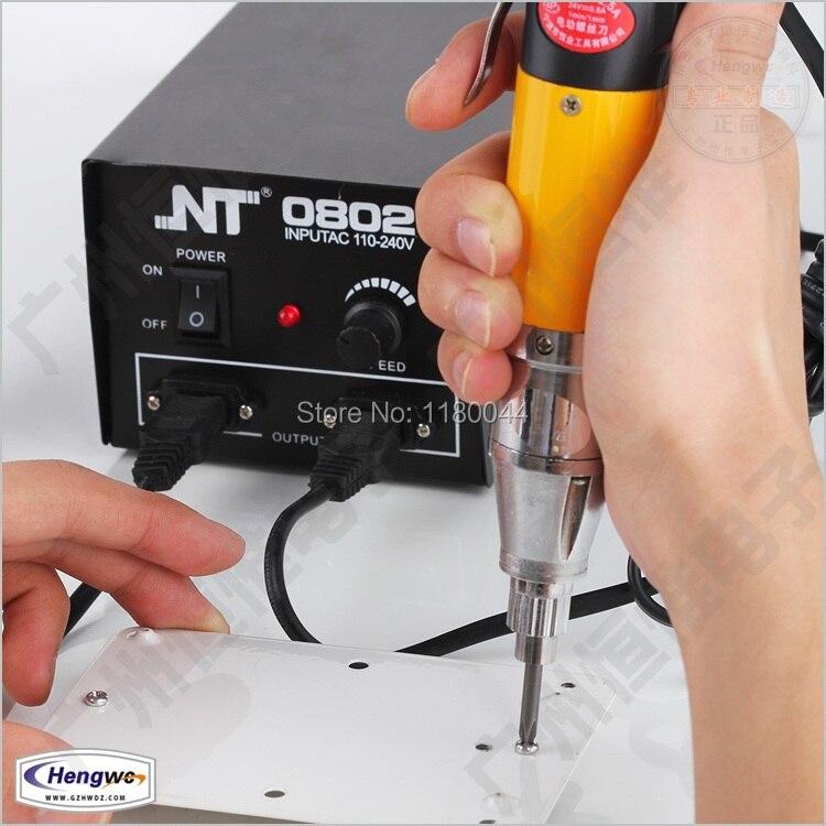 Электрическая отвертка NT/0820 800 +
