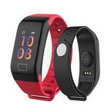 Модные Bluetooth Смарт часы браслет для женщин и мужчин Фитнес Пульс кровяное давление шагомер Цифровой браслет для Android iOS