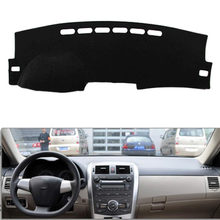 Dongzhen Fit For Toyota Corolla 2007 2017 Car Styling Dashboard Cover Avoid Light Pad Instrument Platform Dash Board Mat
