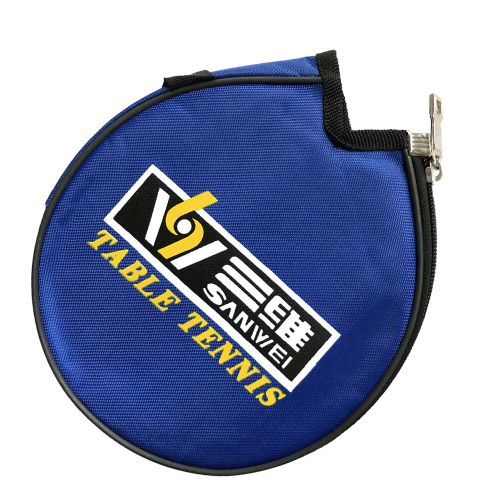 Sanwei Table Tennis Small Case Bat Cover For Ping Pong Racket