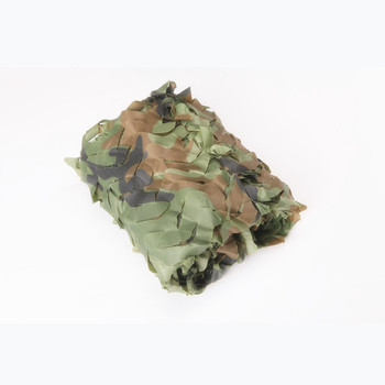 4 * 4Mt Woodland jungle Military Camouflage Net outdoor hiking camo netting for shooting Hunting camping Covering netting
