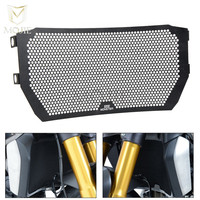 For DUCATI MONSTER 1200 MONSTER 2014 2016 2015 Motorcycle Accessories Radiator Guard Grille Cover Grill Covers Protector Black