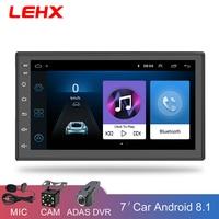 2 Din Car Radio Player Android 8.1 Universal Radio Car Multimedia Player GPS Navigation For Nissan Toyota Hyundai Polo