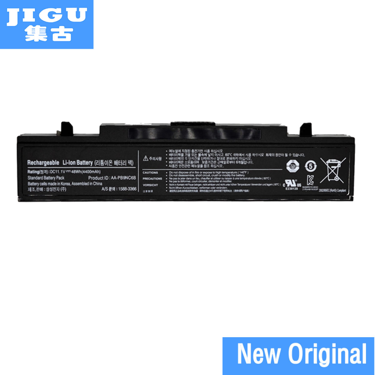 JIGU Original Laptop <font><b>Battery</b></font> For <font><b>SAMSUNG</b></font> R718 R720 R728 R730 R780 RC410 <font><b>RC510</b></font> RC512 RC710 RC730 RF410 RF411 RF510 RF511 image