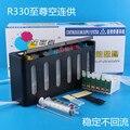 Универсальный комплект непрерывной подачи чернил с полным набором аксессуаров для принтера EPSON T60 R330