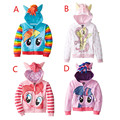 Free shipping Cartoon Kids Girls and boys jacket Children's Coat Cute Girls Coat,hoodies,girls Cotton Jacket children clothing