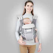 New Hipseat Breathable Front Facing Baby Carrier Multifunction for mummy  Sling Backpack Newborn Waistband Pouch Wrap Kangaroo
