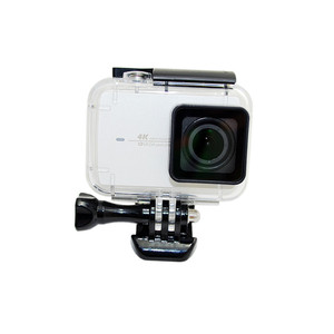 Image 2 - Anordsem Diving 40m Waterproof Case for Xiaomi YI 4k/4k+/yi lite Camera Mount Protective Housing Case