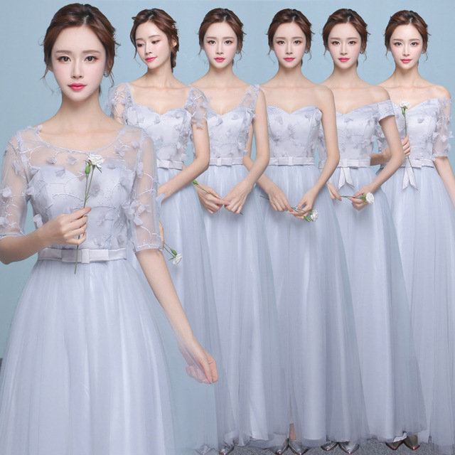 Wholesale evening dress korean
