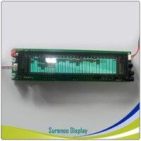DIY VFD Music Spectrum 25 Frequency 17 Level LED Display VFD Segment Digital 12-24V for Car Modification Home Audio Conversion