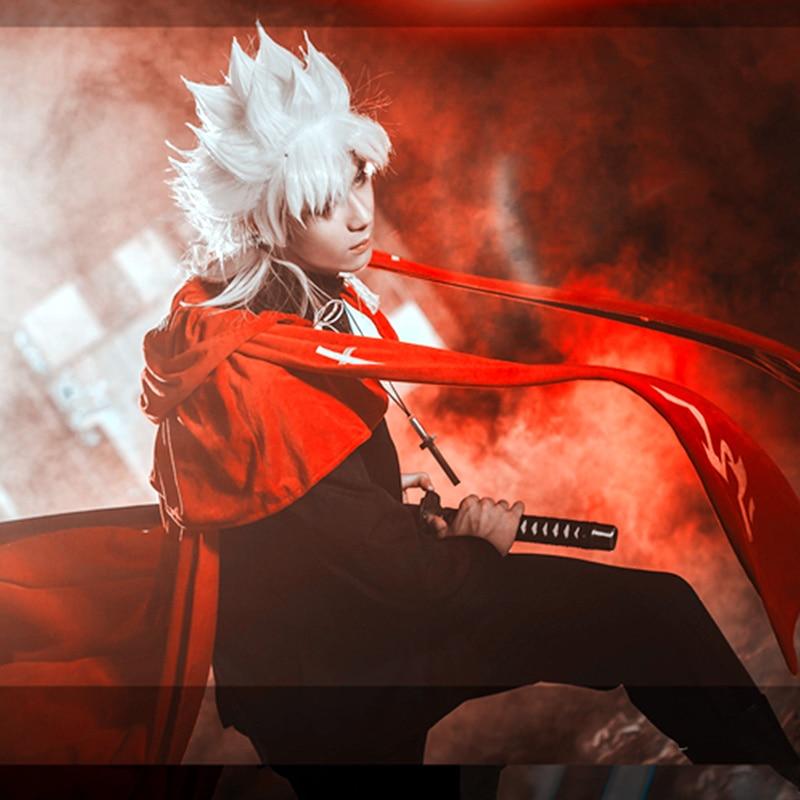 Amakusa Shirou Tokisada cosplay jelmezek japán anime sors vagy - Jelmezek